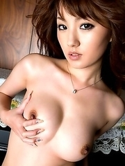 Sweet girl Tsubasa Amami is looking extremely sexy