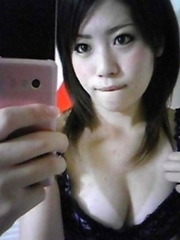 Gallery of various amateur kinky Oriental babes